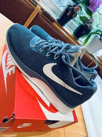 Кроссовки Nike WMNS TANJUN RACER 921668-003 р.7,5 темно-серый