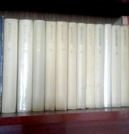 Лев Толстой собрание сочинений в 12 томах
