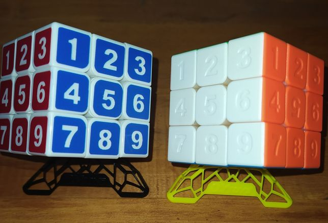 Cubo mágico - Sodoku