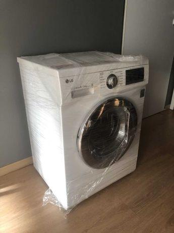 Máquina de Lavar e Secar Roupas LG SEMINOVA (pouco uso)