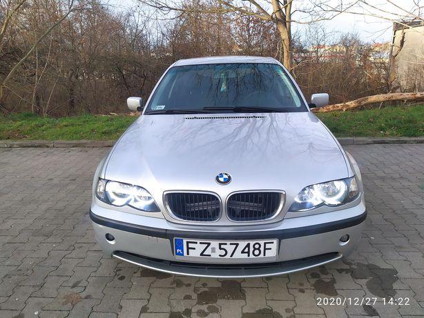 BMW e46 2003 r 2.0 D 150 km