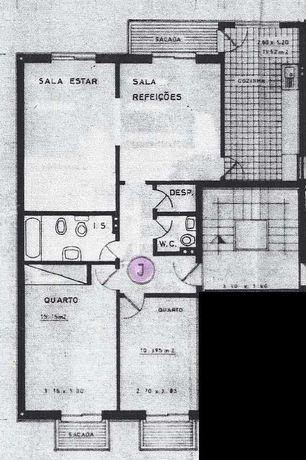 Apartamento T2/T3 Montijo