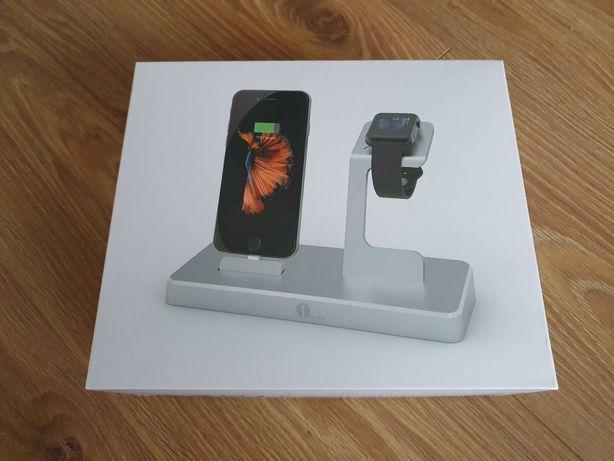 Stacja ładująca stacja dokująca iPhone iWatch iPad iPod
