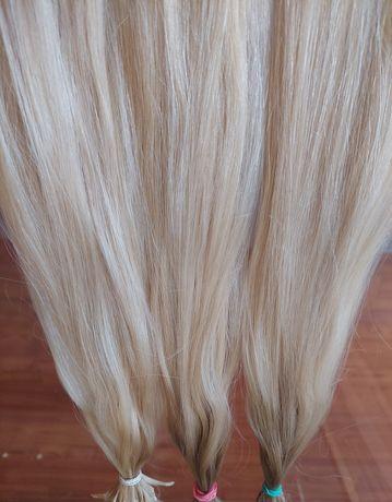 Волосы Люкс качество, Славянка, натуральный Блонд, 88 грамм.