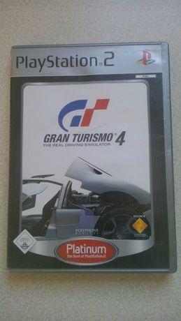 Gran Turismo 4 na Playstation 2 PS2