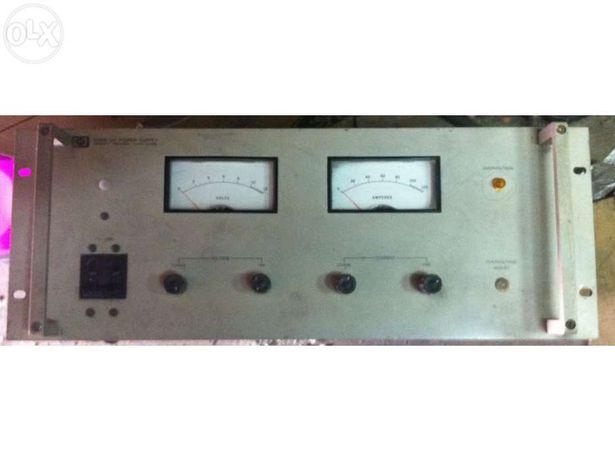 Fonte alimentação hp - 0-10 V - 0-100 A