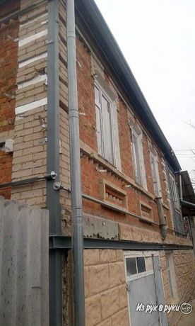 Стяжка стен домов