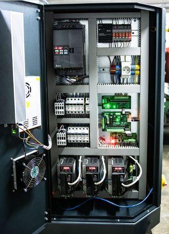 електроніка чпу cnc фрезер плазма токарка роботізація