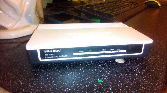 Роутер модем маршрутизатор tp-link td-8810