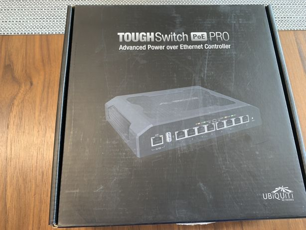 Tough Switch PoE PRO