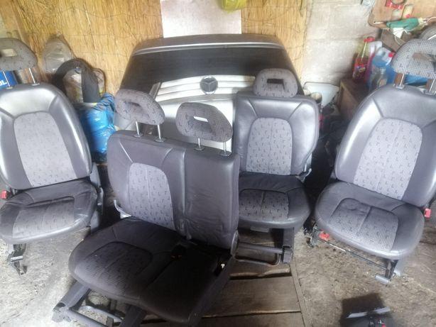 Fotele Mercedes-Benz a160 w168