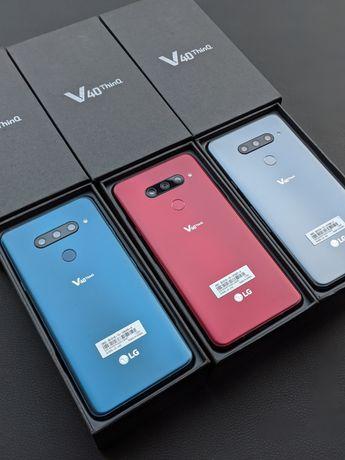 Новий. LG V40 ThinQ ЦАП. 128GB 6GB Korean Version