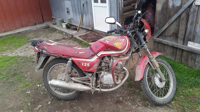 Продам Viper 125