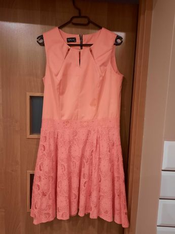Sukienka na wesele r. 42