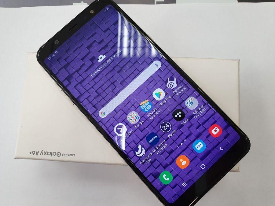 2.11.18! Samsung Galaxy A6 Plus Dual SIM/ Złoty/ ładny/ Gwarancja Gdynia - image 1