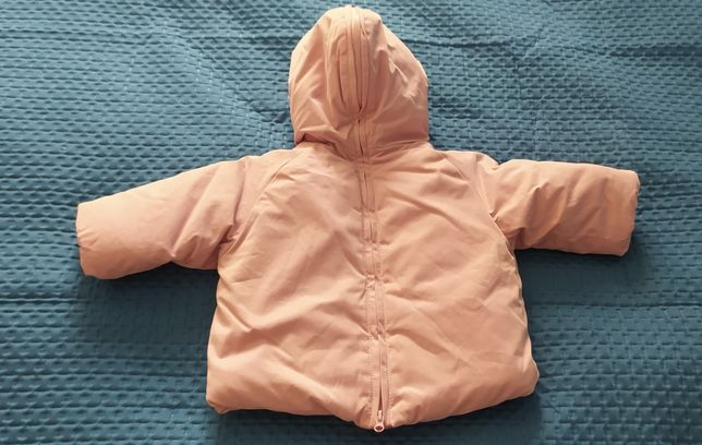 Kurtka niemowlęca r.62-68 dla dziewczynki