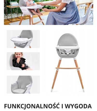 Krzesło do karmienia Fini KinderKraft wyśle