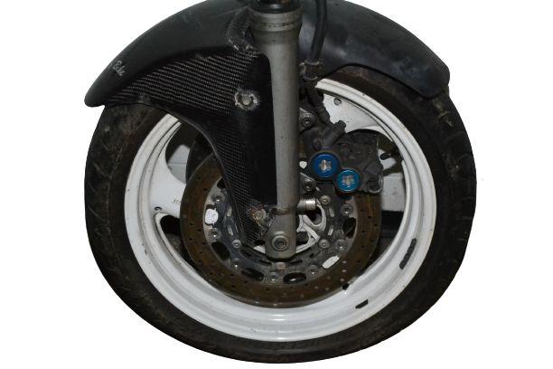 Yamaha yzf 1000 yzf1000 thunderace koło tarcze zaciski przód