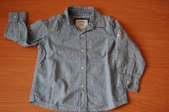 Модная рубашка Junior J, размер 86-92