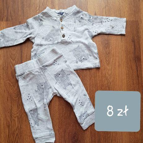 Bluzeczka i spodenki f&f