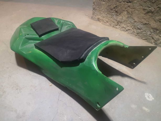 Kawasaki ninja zx 300 laminat zadupek ogon torowy tor