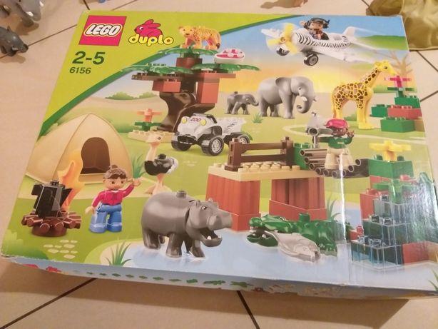Duplo zoo safari 6156