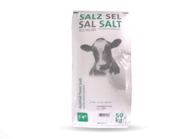 Sól paszowa - worek 50 kg