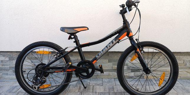 Śliczny rower Giant XTC dla dziecka ok 4-7lat koła 20 cali, Unibike