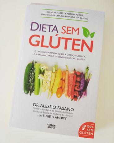Livro Dieta sem Glúten NOVO Dr. Alessio Fasano