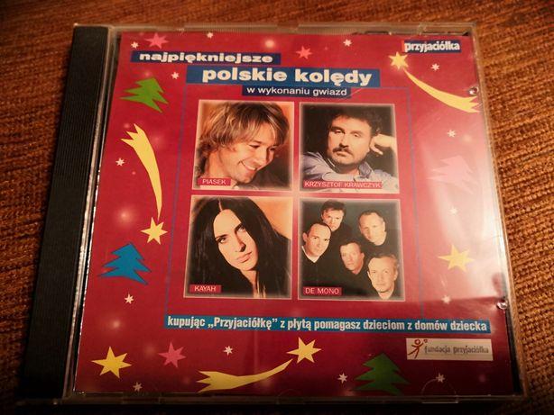 Polskie kolędy w wykonaniu gwiazd