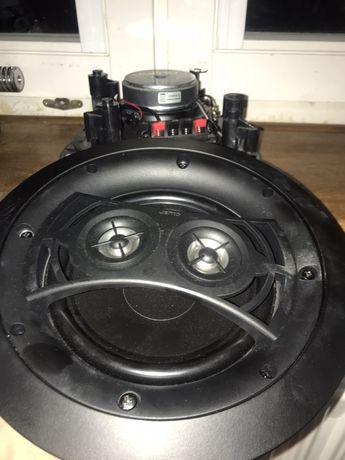 Głośniki  sufitowe Do Zabudowy  JAMO IC 6.52 DVCA2 FG