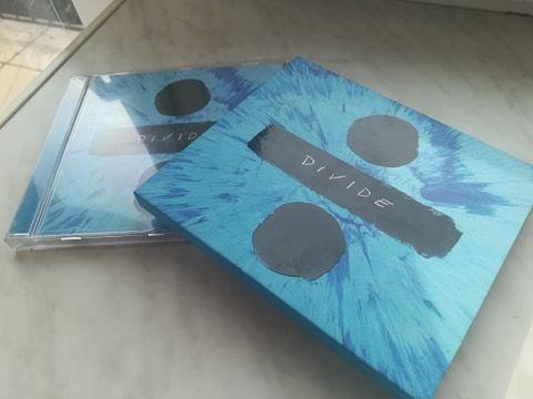 """Płyta Ed Sheeran """"Divide"""" Deluxe"""