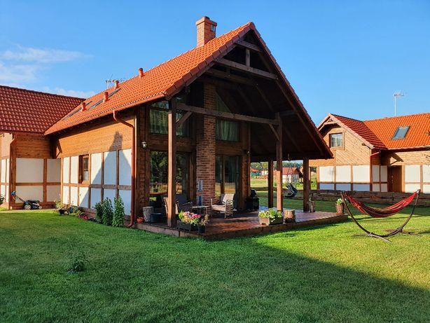 Domek nad jeziorem Gwiazdy na Kaszubach - Ostoja Bukowo, Kaszuby