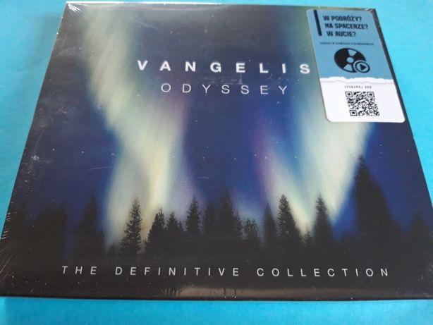 Vangelis – Odyssey , CD 2016 , nowa , folia