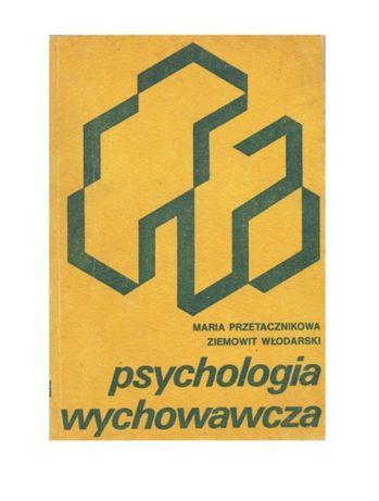 Psychologia wychowawcza Przetacznikowa, Włodarski