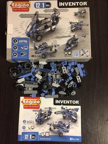 Конструктор Inventor для детей 6-14 лет