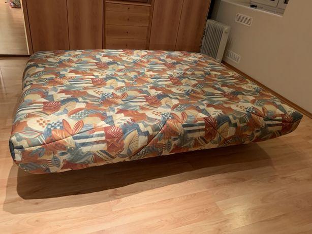 Диван - двуспальная кровать с ортопедическими матрасами