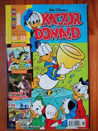 Kaczor Donald 28 2001 z dodatkami