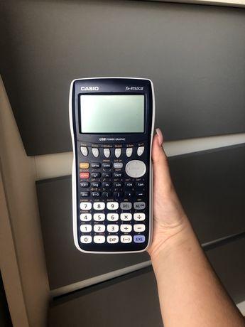 Calculadora fx-9750GII