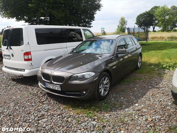 BMW Seria 5 lift BIXenon Dynamic Led Przod...