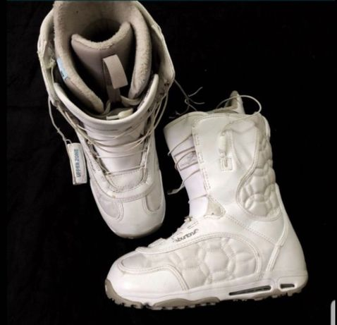Боты сноуборд Burton Forum Deeluxe Nitro 32 vans adidas k2 ride