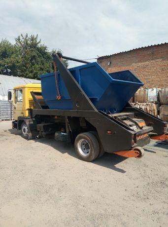 Вывоз строительного мусора и других крупногабаритных отходов