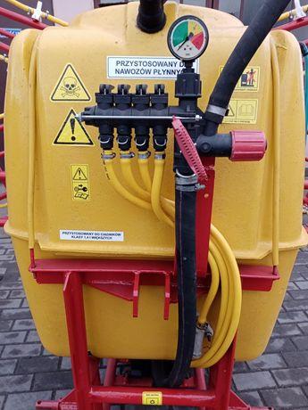 Opryskiwacz zawieszany 400 litrów 10 m 3 sekcje bez dokładu finansowe