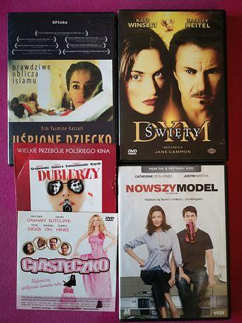 5szt filmów DVD Święty dym, Nowszy model, Uśpione dziecko