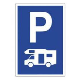 Parking monitorowany dla przyczep kempingowych i kamperów