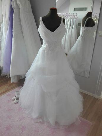 Sukienki ślubne 44+