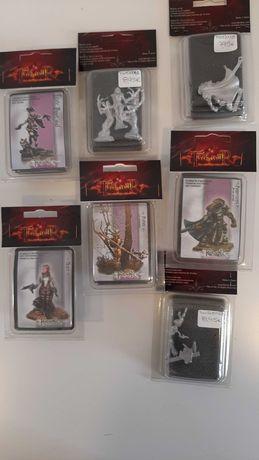 Conjunto 7 figuras Freebooter Tales of war