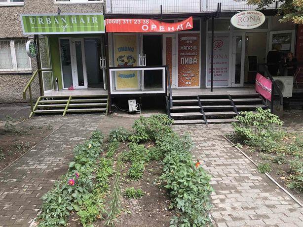 Сдам коммерческое помещение с фасадным входом