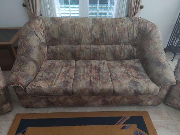 Vendo sofás em bom estado
