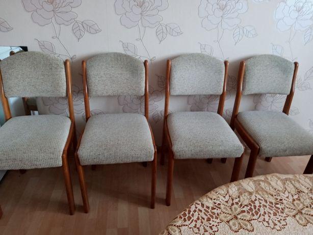 4 krzesla niemieckie